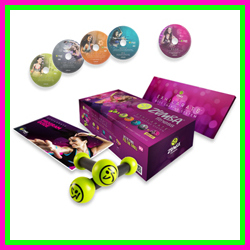 Win A Zumba Exhilarate Body Shaping System Or A $50 Gift Card