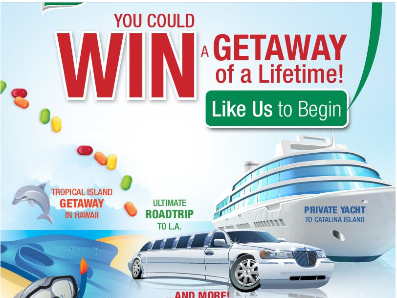 Tic Tac Shake It Up & Refresh Your Life Sweepstakes