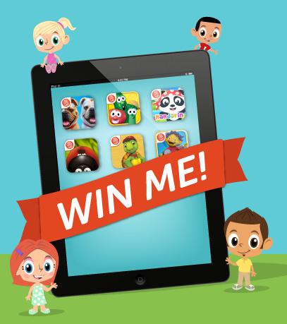 Win an iPad from Fingerprint!