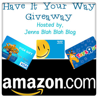 Have It You Way Giveaway 2