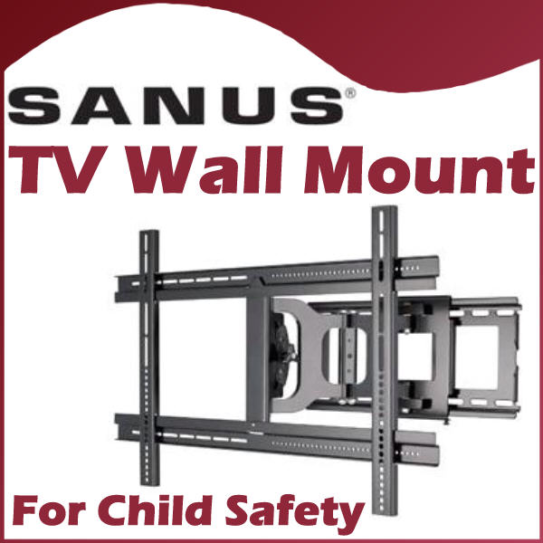 Royalegacy Reviews & More Giveaway – SANUS Flat Panel TV Wall Mount