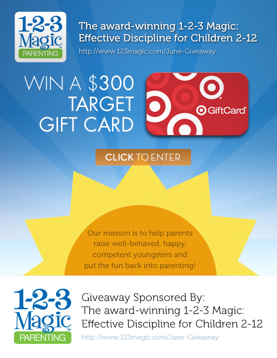 $300 Target Gift Card (ends 06/26)