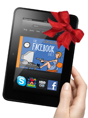 Kindle Fire 7″ HD and $100 in Amazon  GC (ends 07/31)