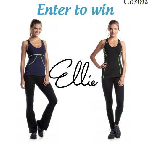 2 Ellie.com SUPER CUTE Workout Clothes LOW ENTRIES $100+ value (ends 06/25)
