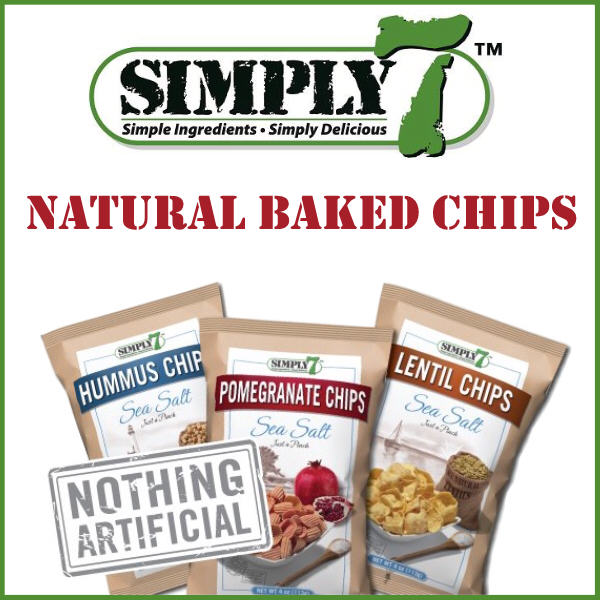 Royalegacy Reviews & More Giveaway – Case of Simply7 All Natural Snack Chips