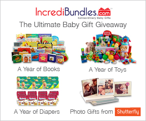 Huge Baby Item Gift Boxes 7/22