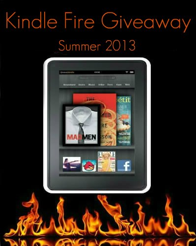 Summer Kindle Giveaway