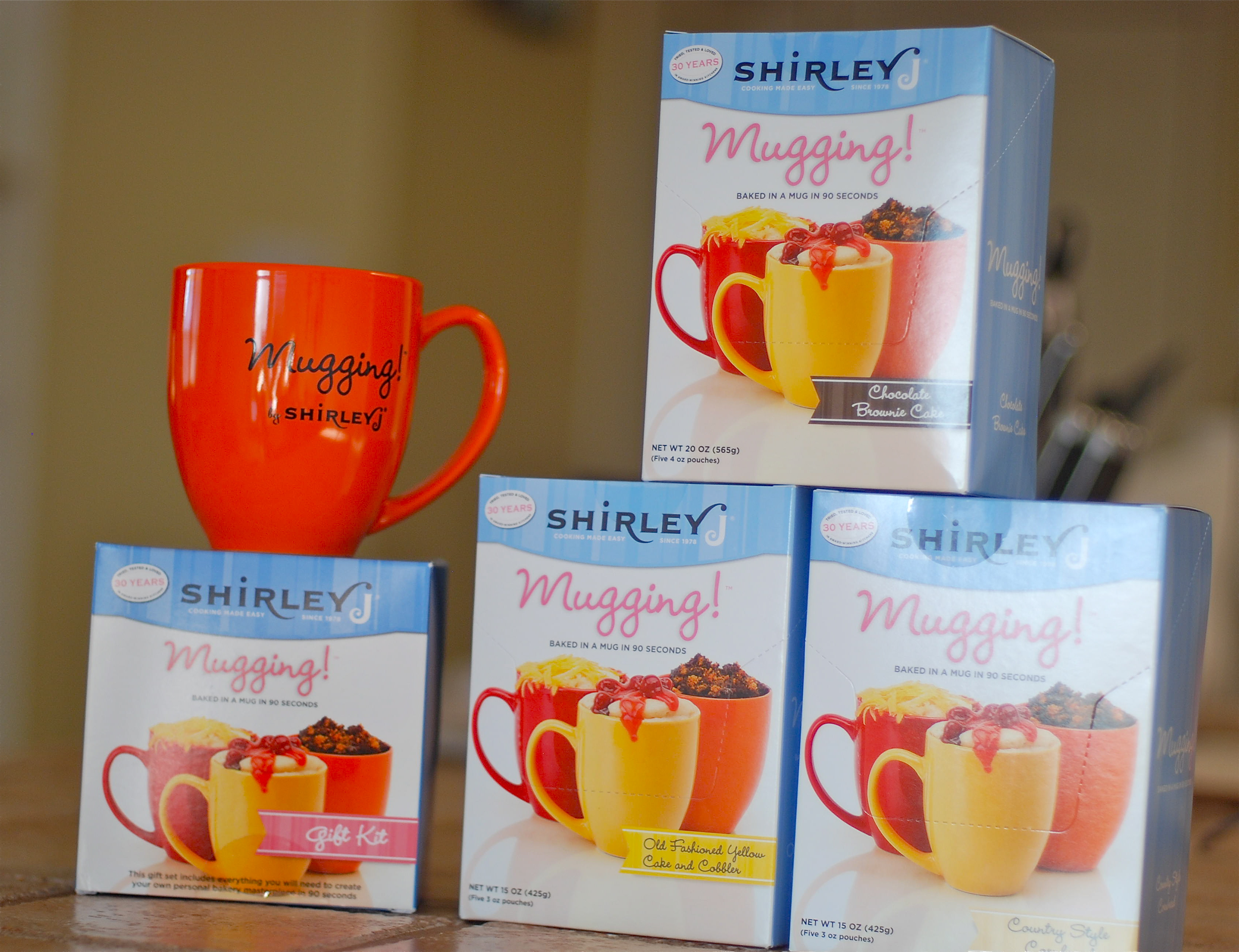 Cooking Made Easy with Shirley J