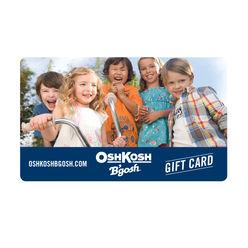 $50 OshKosh B'Gosh Gift Card Giveaway