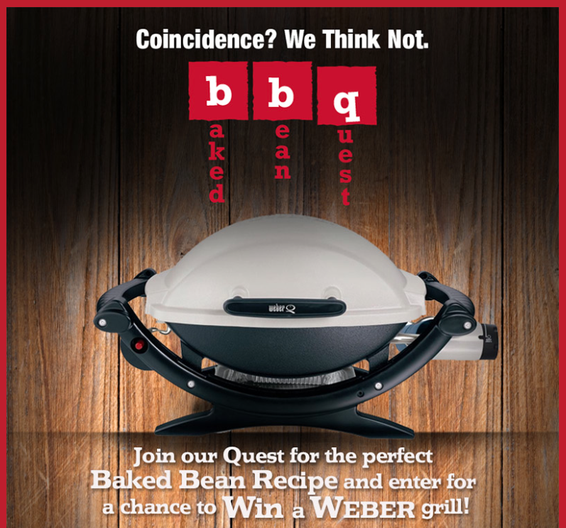 S&W Baked Beans Sweepstakes