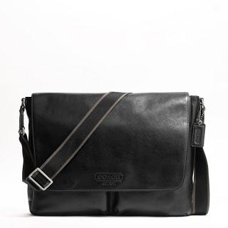 Sonya's Happenings… Coach Messenger Bag