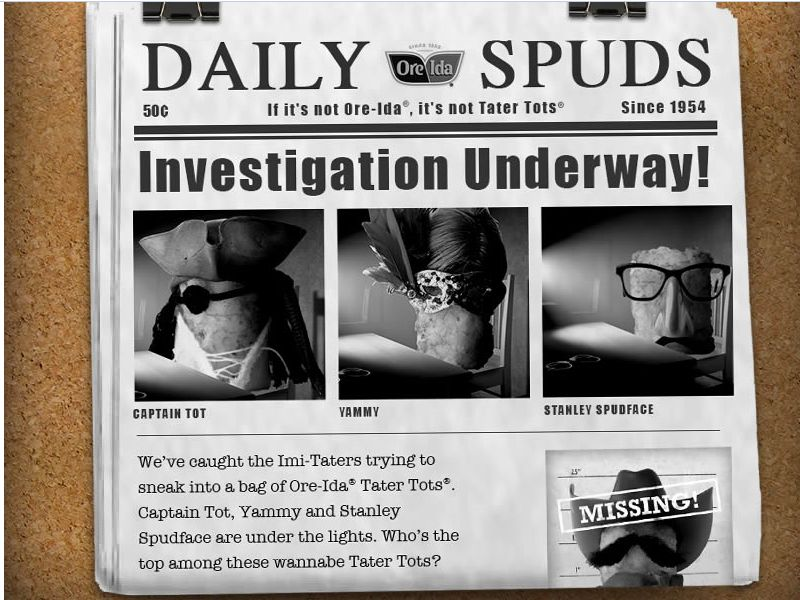 Investigation of the Imi-Taters Sweepstakes