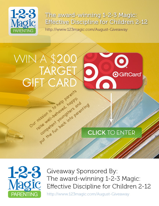 $200 Target Gift Card (ends 08/30)