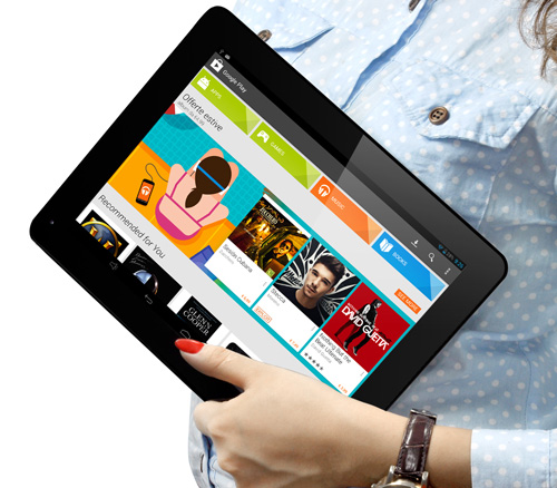 Win a 9.7 Inch CEROS Revolution Android Tablet!