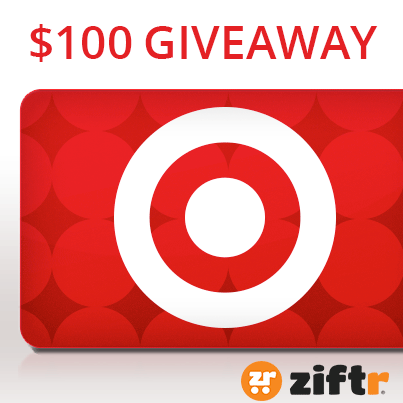 Ziftr's Target Gift Card Giveaway