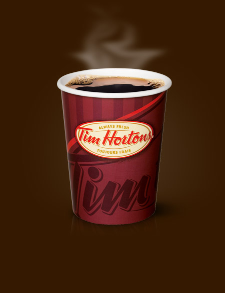 Win a 100$ Tim Hortons Gift Card!