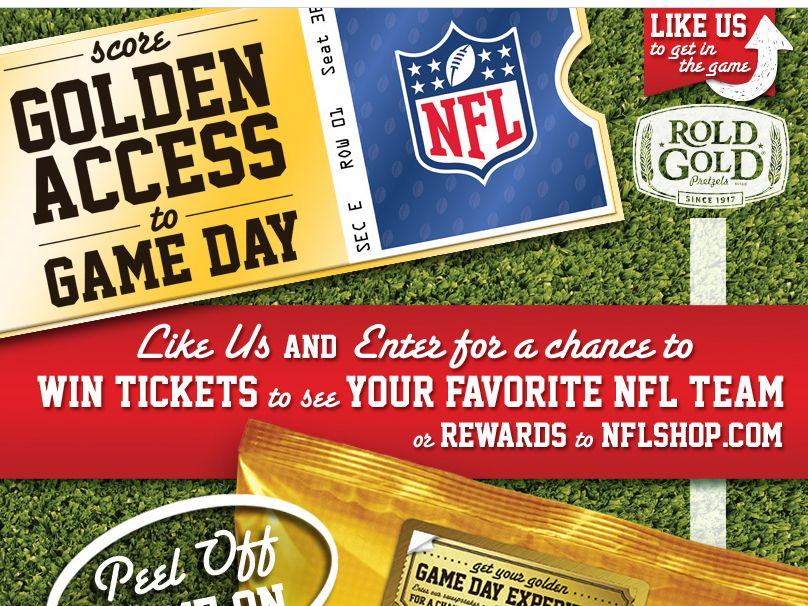 Rold Gold Game Day Sweepstakes