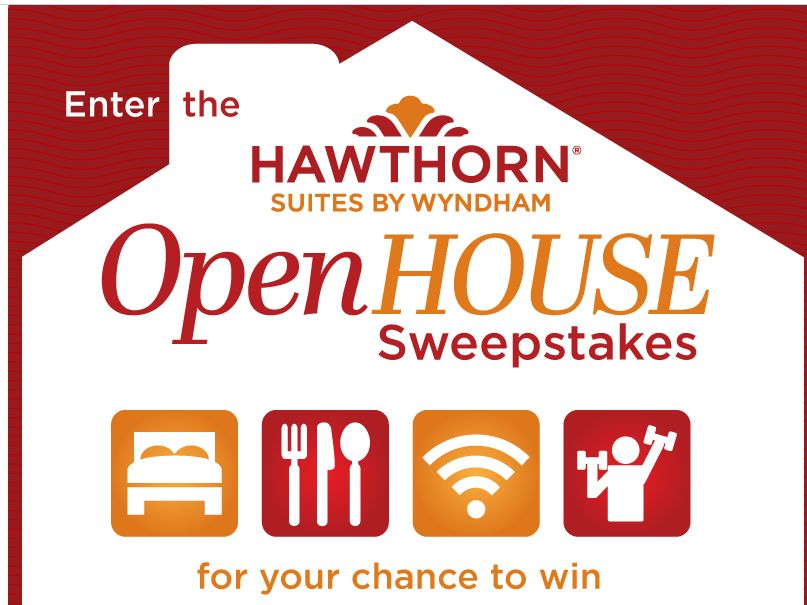 Hawthorn Open House Instant-Win Game & Sweepstakes
