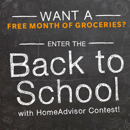 Back to School with HomeAdvisor