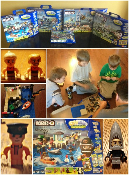 Kre-o Cityville Building Set