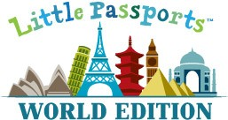 Little Passports 3-month subscription