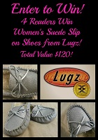 4 winners Shoes from Lugz! Total Value – $120!
