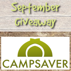 $25 CampSaver gift certificate LOW ENTRIES (ends 9/30) US