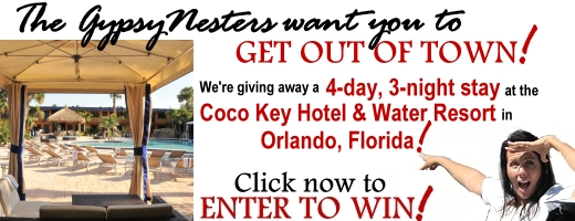 We're giving away a 4-day, 3-night stay at the CoCo Key Hotel & Water Resort in Orlando, Florida!