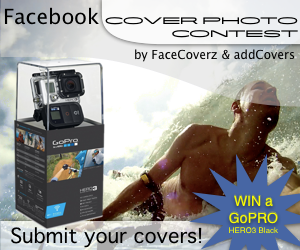 Win A GoPro HERO3 Black Camera!