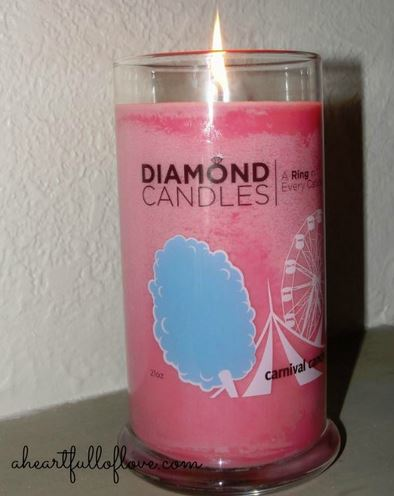 A Heart Full of Love – Diamond Candles Giveaway