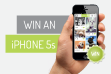 Win an iPhone5S with Peterest