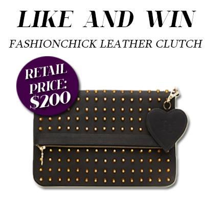 Fashionchick Like & Win Contest