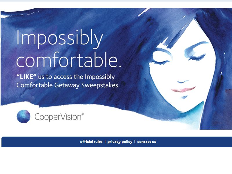 Impossibly Comfortable Getaway Sweepstakes