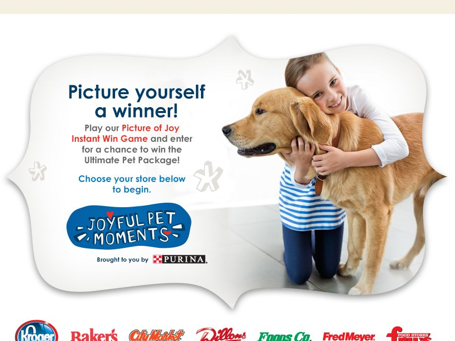 Picture of Joy Instant Win Game & Sweepstakes