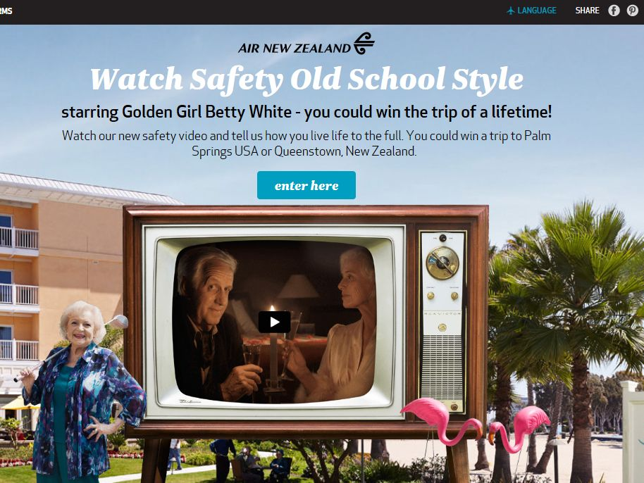 Old School of Safety Sweepstakes