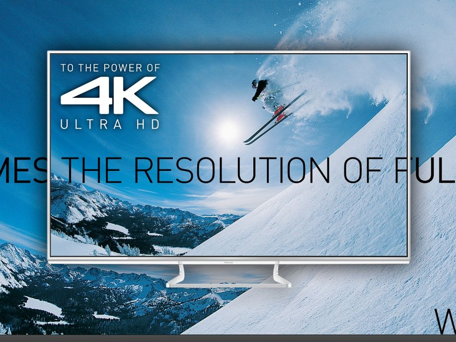 Panasonic's WT600 4K Ultra HD TV Giveaway