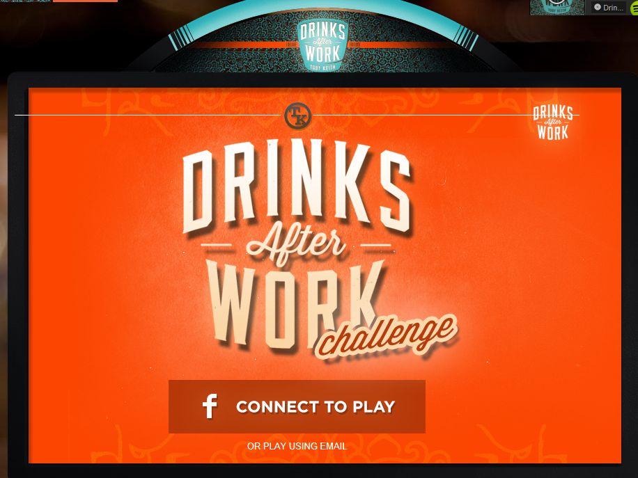 Drinks After Work in Las Vegas Sweepstakes