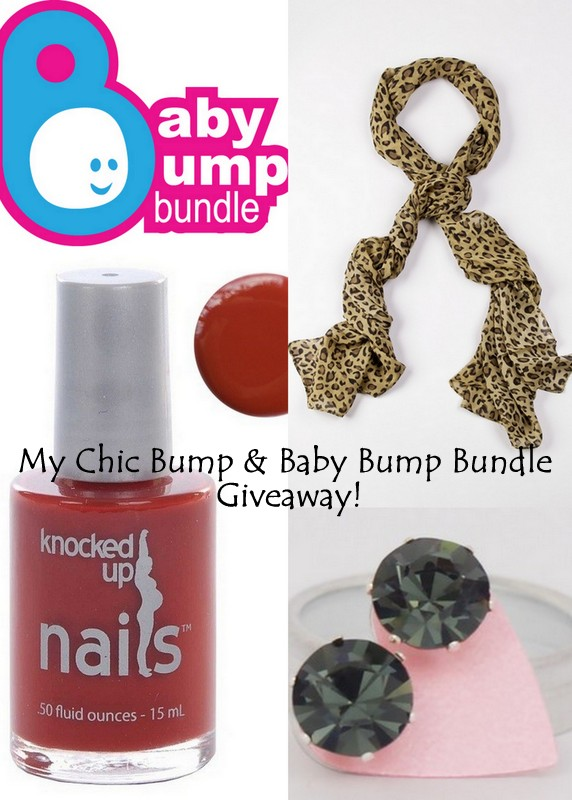 3 Baby Bump Bundle Favorites and Giveaway