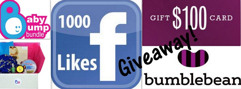 $100 Gift Card Giveaway to specialty children's site Bumblebean