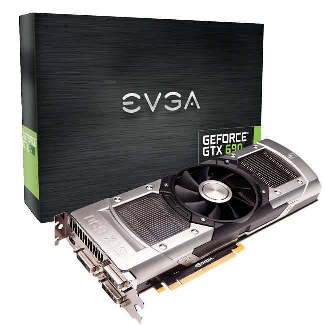 EVGA GeForce GTX 690 Giveaway