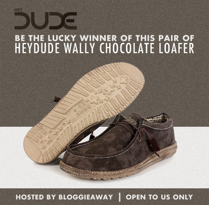 Hey Dude Shoes Giveaway