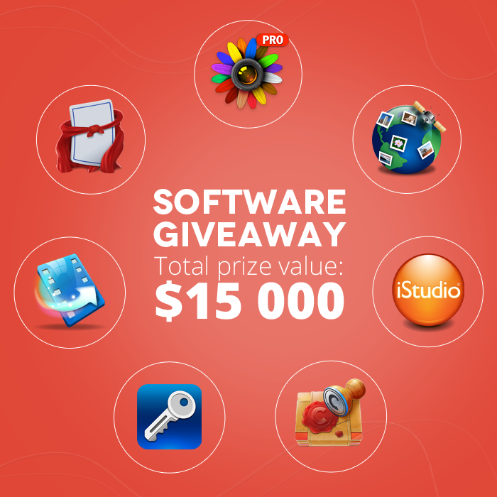 The Biggest Software Giveaway Ever