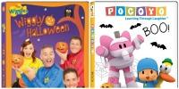 Chidren's Halloween DVD Giveaway