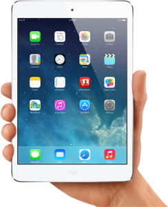 iPad Mini – LOW ENTRIES (ends 11/02/13)