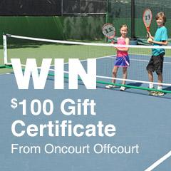 Oncourt Offcourt $100 Gift Card (ends 10/31)