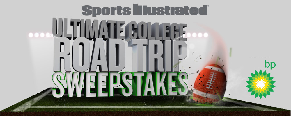 Ultimate College Road Trip Sweepstakes