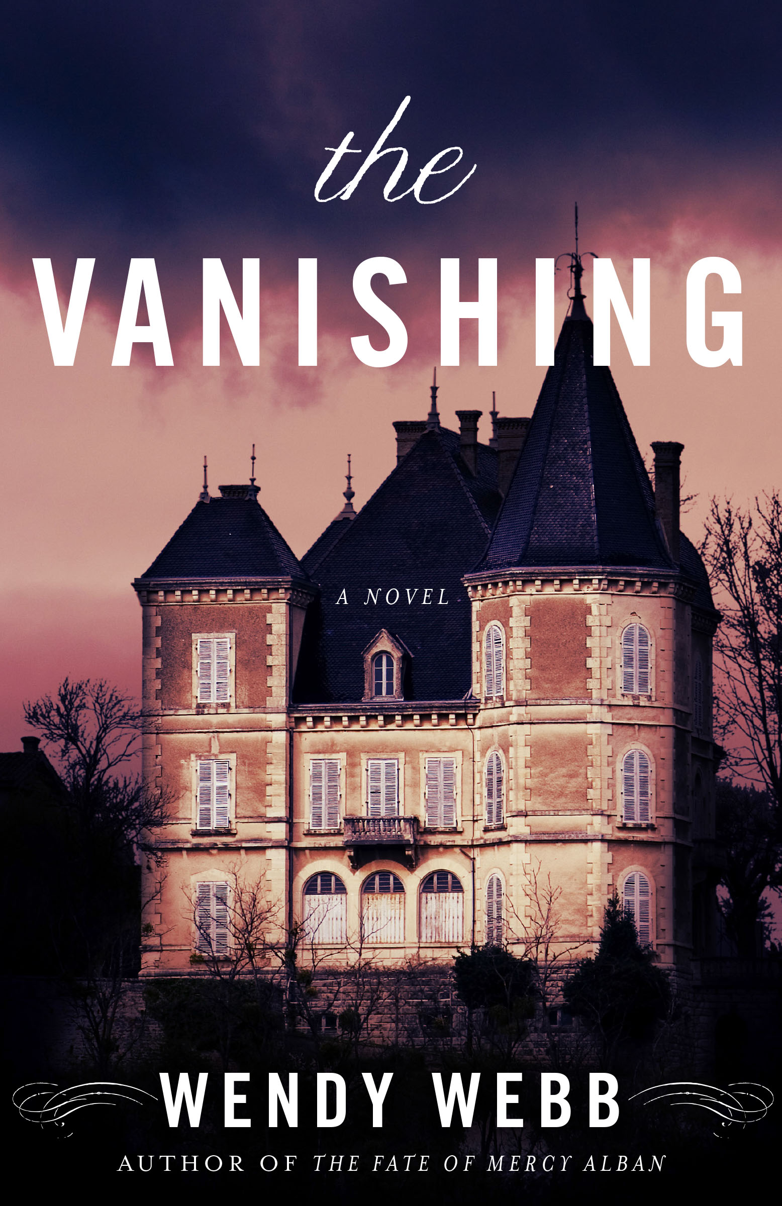 Goodreads Giveaway: Win a Copy of The Vanishing before it's in stores!