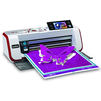 Win a Brother ScanNCut Home & Hobby Cutting Machine