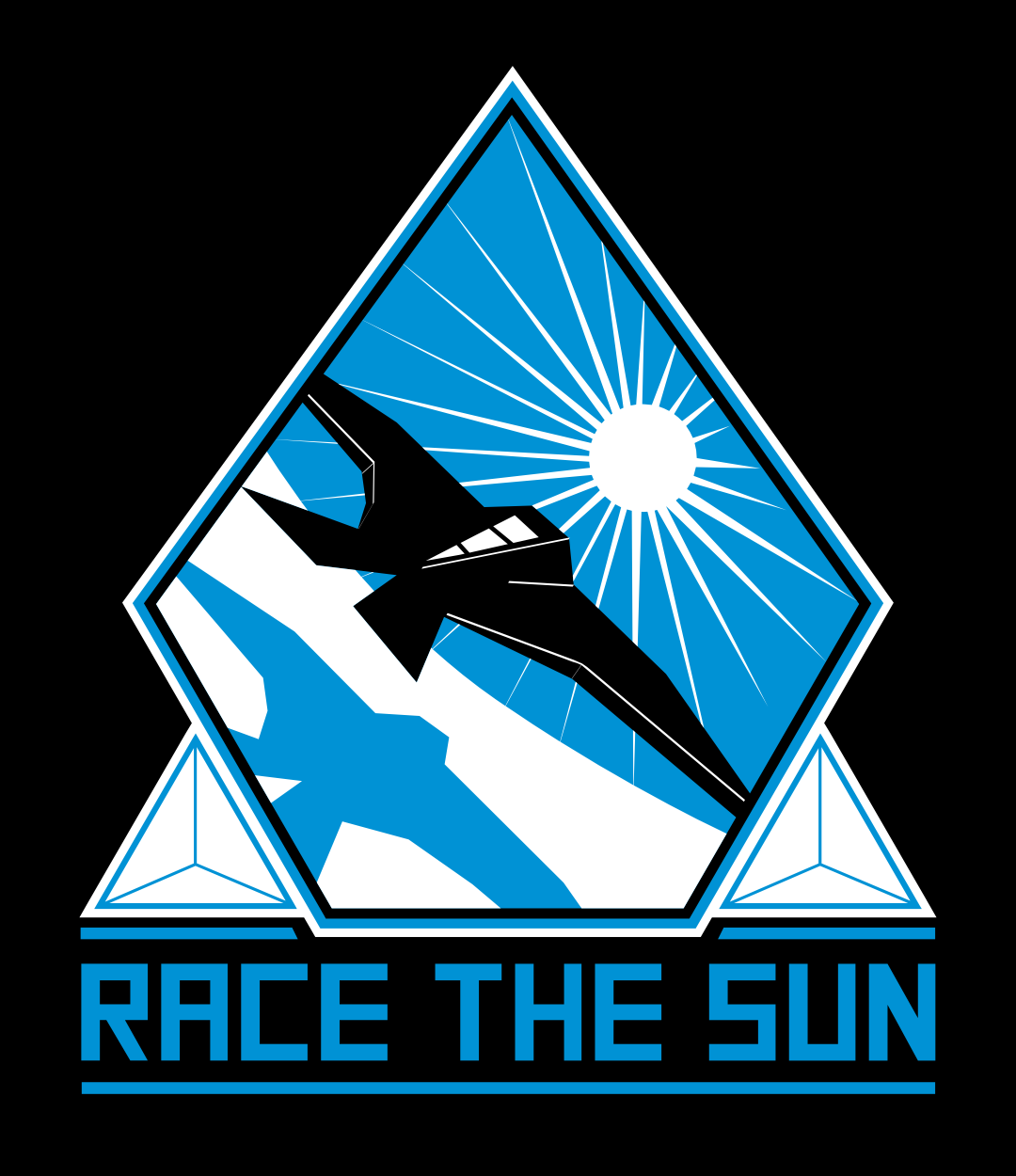 Race the Sun for PC/Mac/Linux – An Ever-Changing Infinite Speed Experience