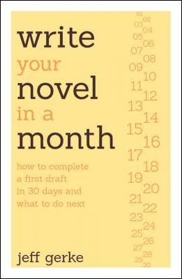 Write Your Novel in a Month book 11/13